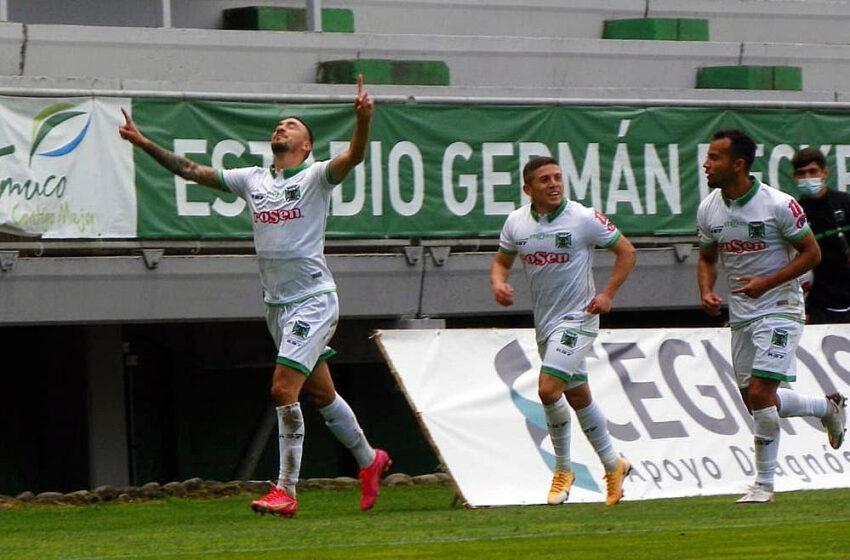 Deportes Temuco Logró su Primer Triunfo Del Campeonato Frente a San Felipe