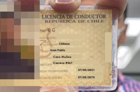 Desde Villarrica Piden Estar Atento A Fraudes: En Redes Sociales Circula Venta De Licencias Falsas De Conducir