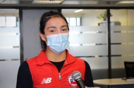 Gimnasta de Vilcún Recibe Recursos Para Competir en Mundial de Japón